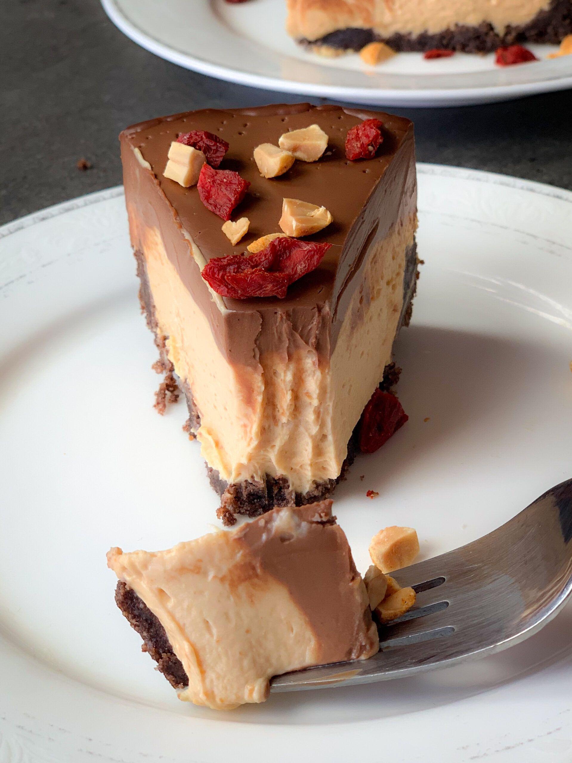 Peanut butter cream pie keto recipe in 2020 almond