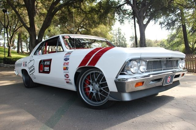 Car Feature Mike Cavanah S Pure Gear Chevelle Grand Sport