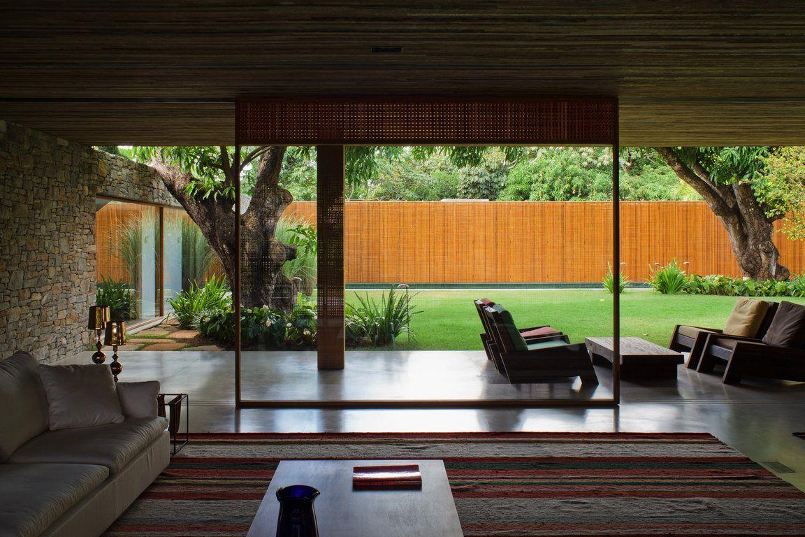 Bahia's House / Marcio Kogan / Mashrabiya