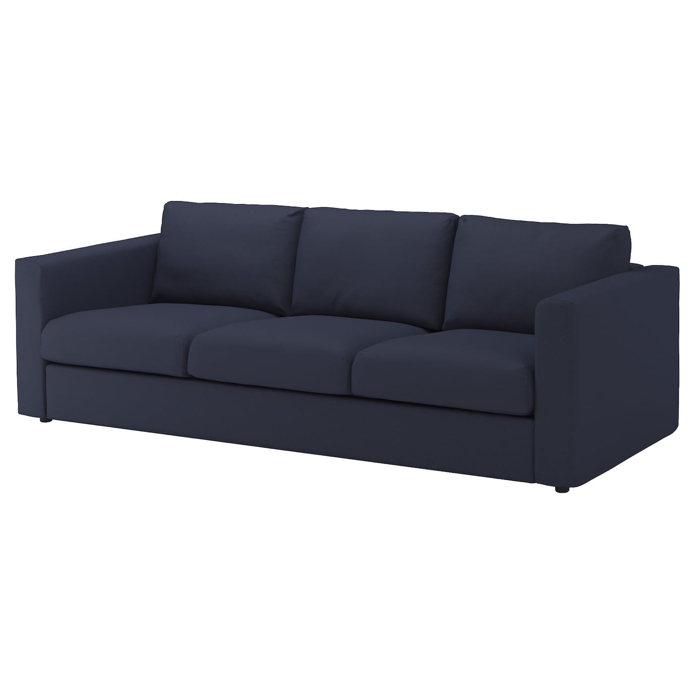 3er Couch 3er Sofa Vimle Orrsta Schwarzblau In 2019 Quick Saves Sofa
