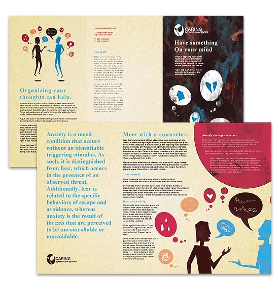 marketing brochure template stationary templates pinterest