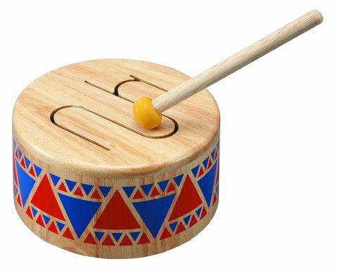 Solid Drum — Granola Babies