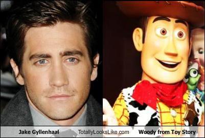 Jake Gyllenhaal Totally Looks Like Woody