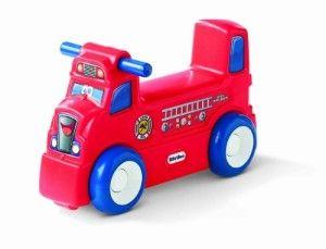 Little Tikes Rock & Scoot Fire Truck