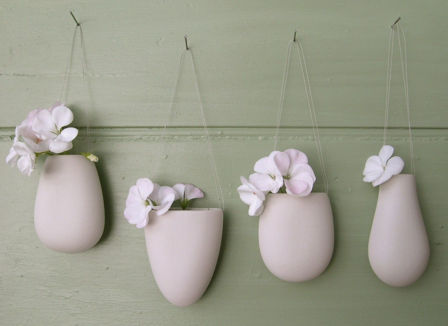 Wall vases for flowers - Lovely Vases With Flowers
