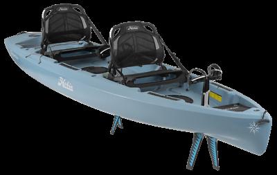 Hobie Mirage Compass Duo Kayak 2019 In 2020 Hobie Kayak Tandem Kayaking Tandem Fishing Kayak