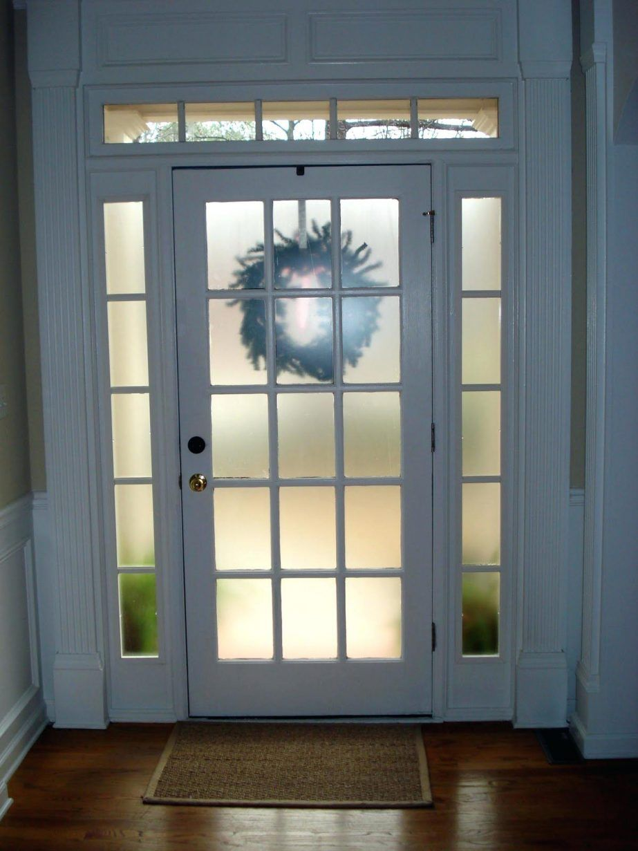 Image Result For Frosted Glass Front Door Inserts Front Doors