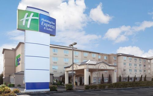 Seattle Hotels Holiday Inn Express Suites North Seattle