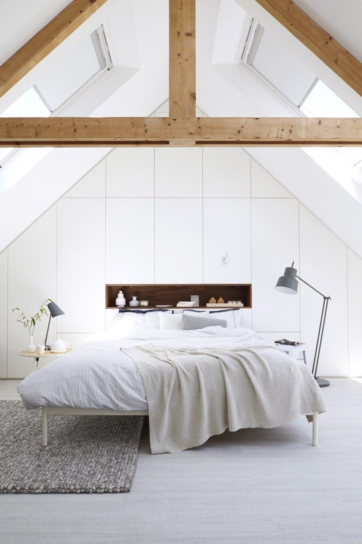 amnager une chambre sous les combles httpwwwm habitatfrpar pieces chambreamenager une chambre sous les combles 2628_a