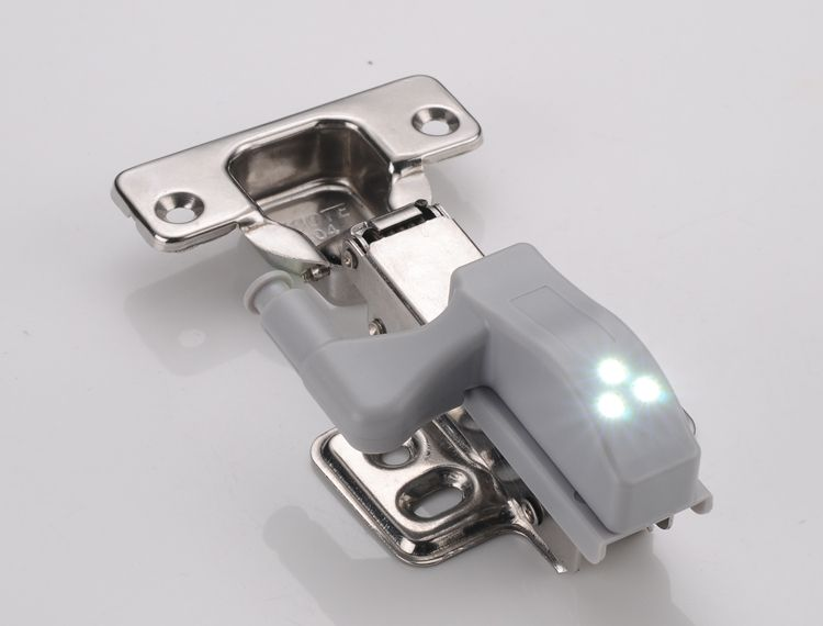 Led Sensor Light For Universal Cabinet Hinge 10pcs Pack In 2020 Light Sensor Hinges For Cabinets Led Cabinet Lighting