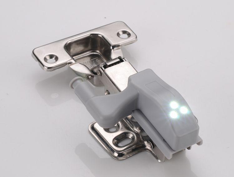 Led Sensor Light For Universal Cabinet Hinge 10pcs Pack In 2020 Light Sensor Hinges For Cabinets Led Cabinet Lighting