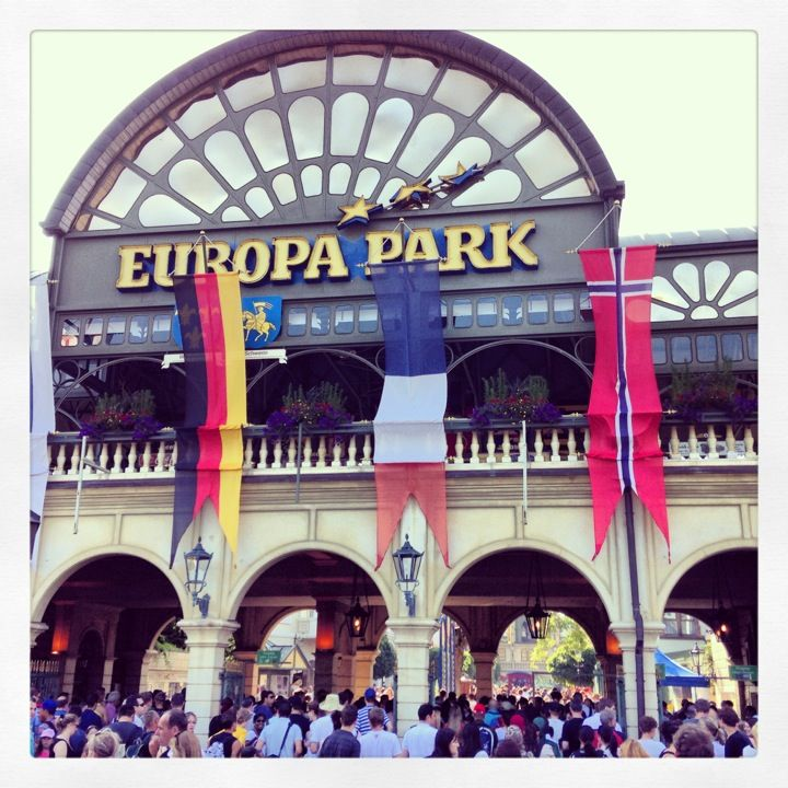 Europa Park In Rust Baden Wurttemberg Met Afbeeldingen