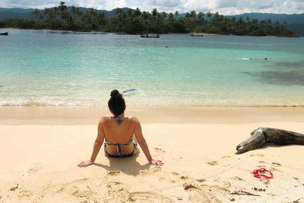 Visitá las playas de Panamá y algo más