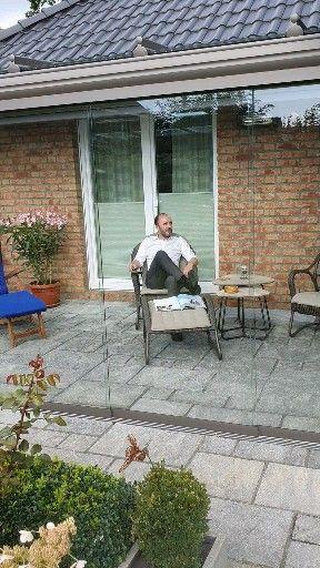 Photo of Kald vinterhage-aluminium: Opplev terrassen på nytt