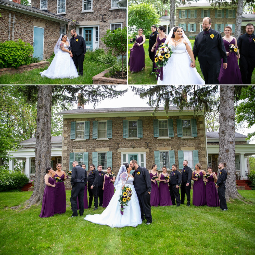 Cobblestone Wedding Barn Rochester: Betsie + Mike ...