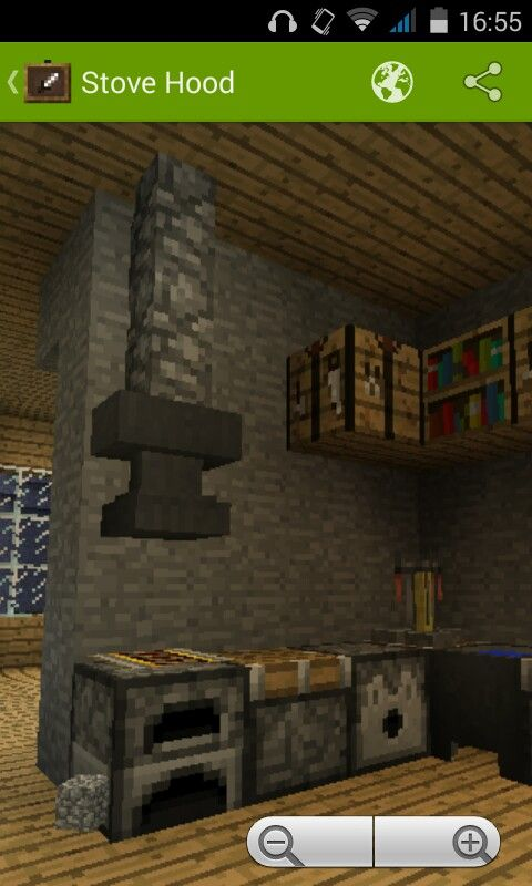 Kitchen Cuisine Minecraft Furniture Minecraft Kitchen Ideas