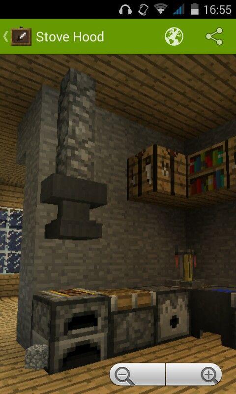 13+ Minecraft kitchen ideas easy info