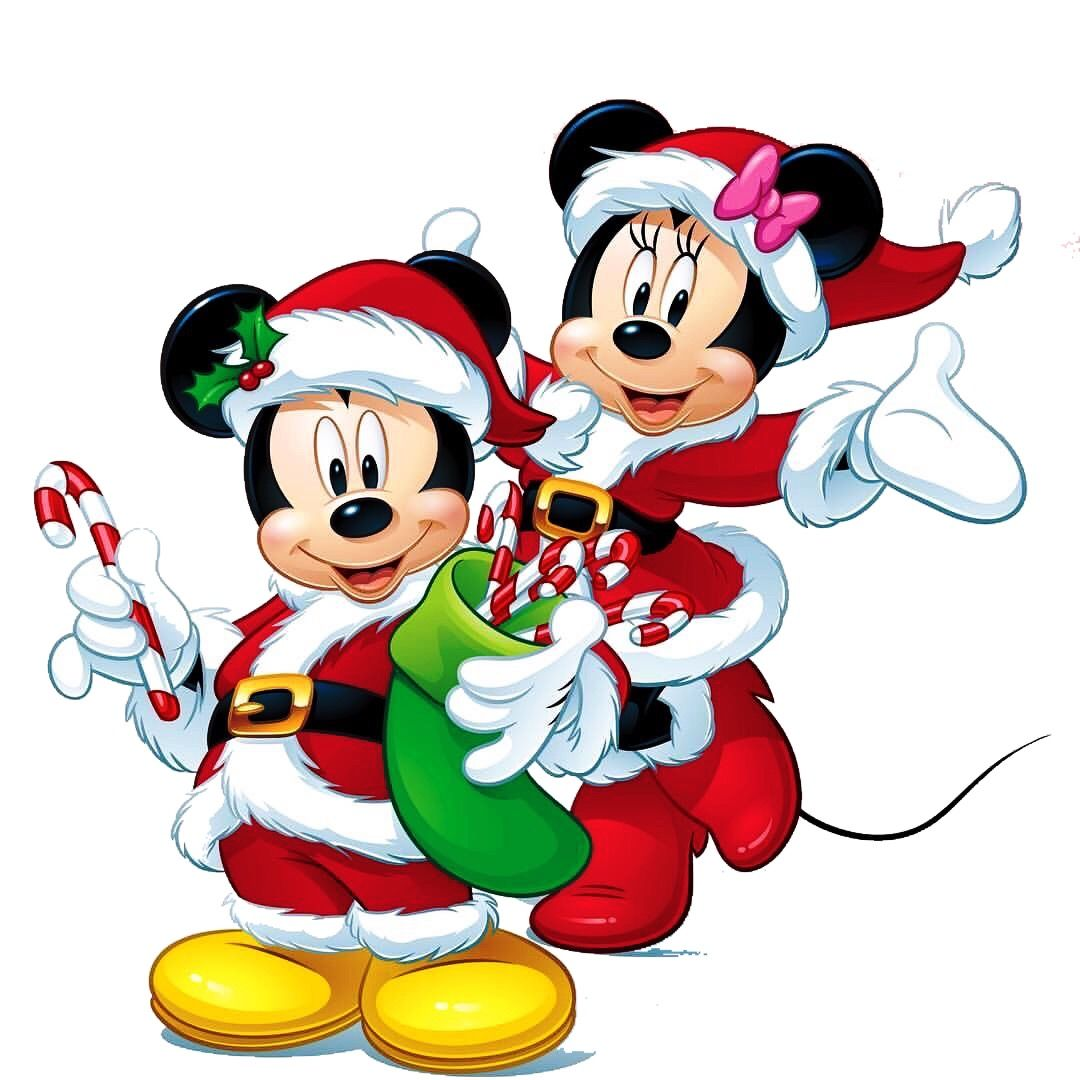 Weihnachtsgrüße Disney.Christmas Disney Mickey Minnie Mouse Mickey Mouse