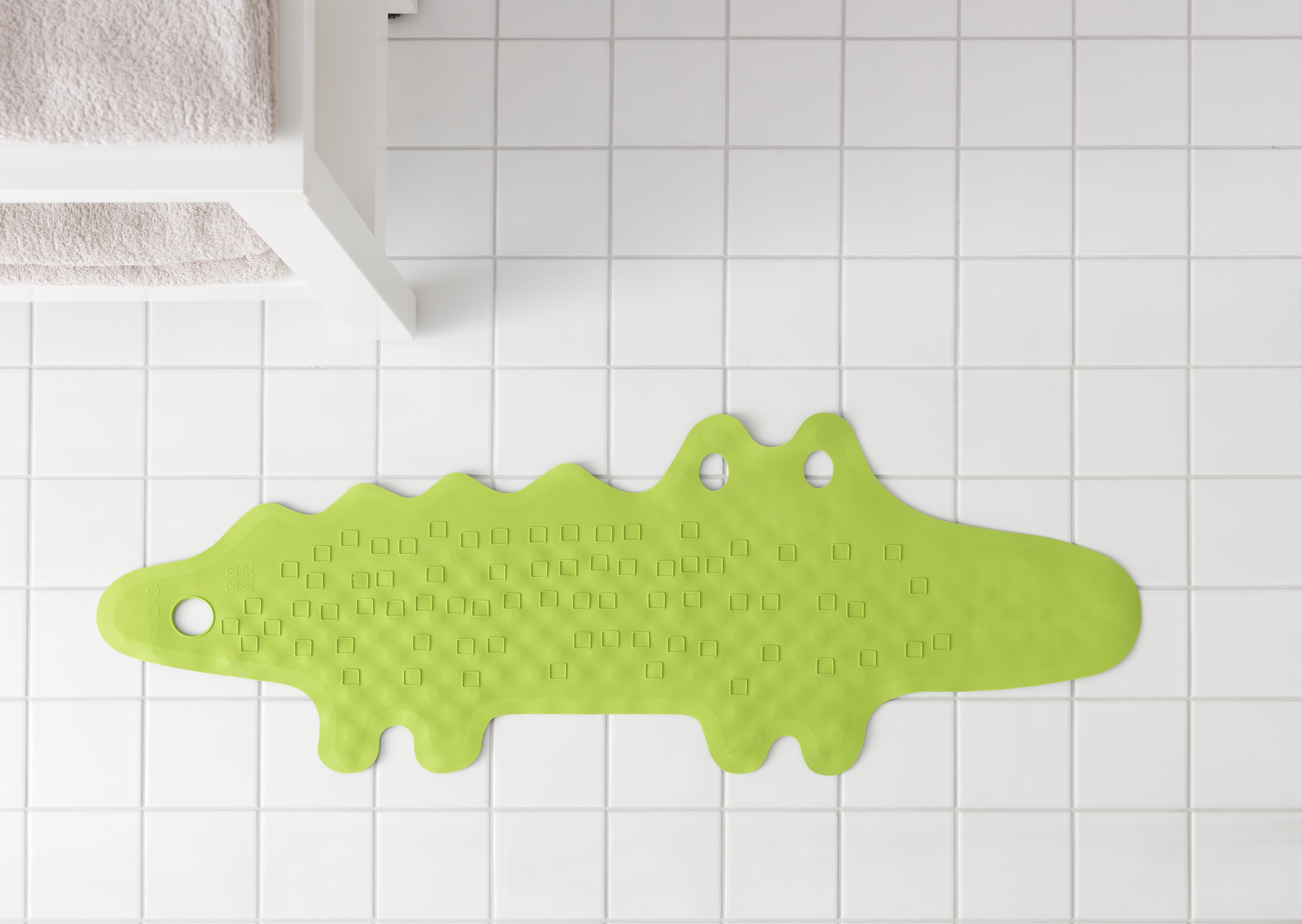 Patrull Badewannenmatte Krokodil Grun Bad Pinterest Home