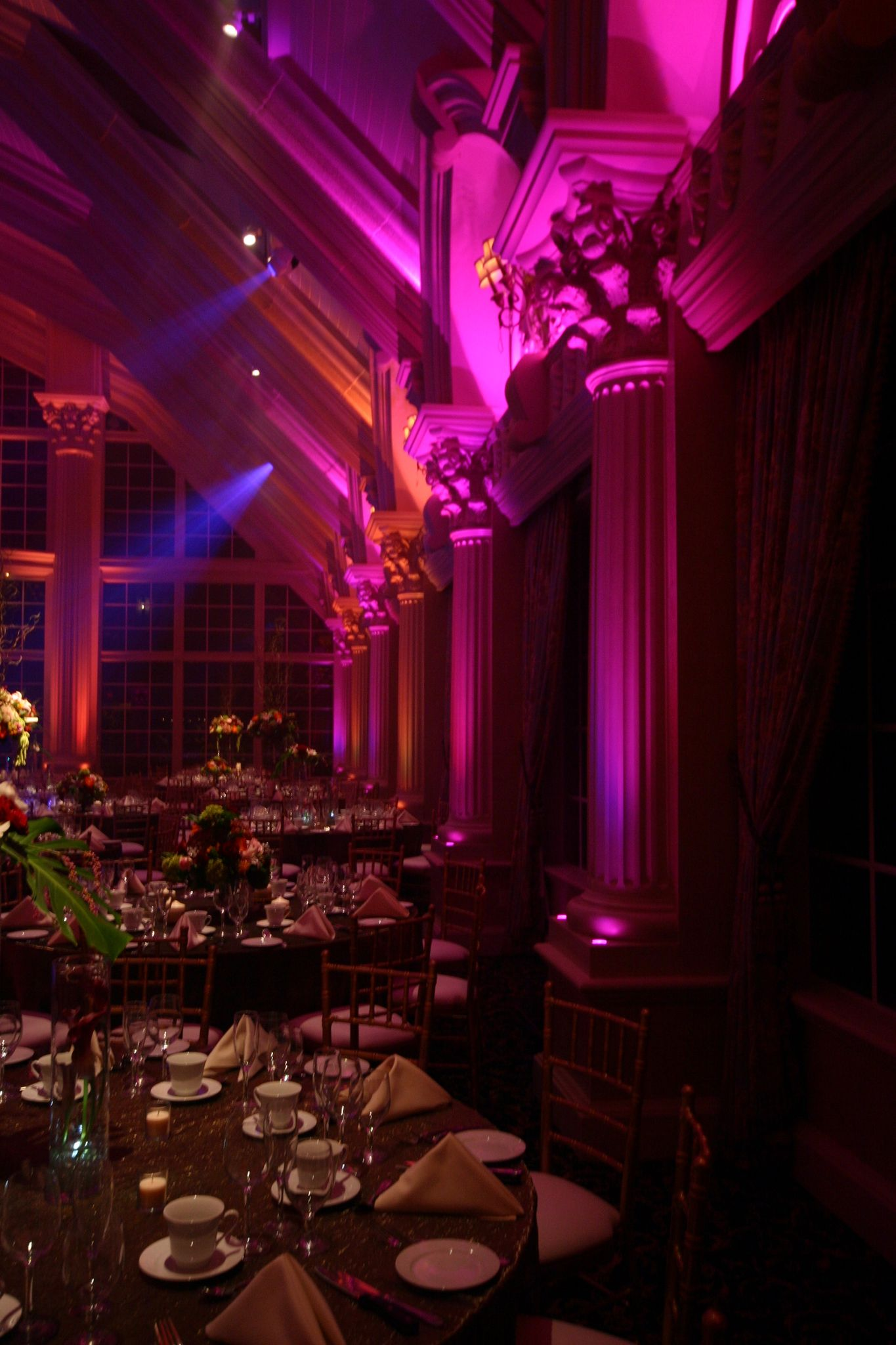 Ballroom of the Ashford Estate Allentown NJ Lighting by Fennelli Design & Ballroom of the Ashford Estate Allentown NJ Lighting by Fennelli ...