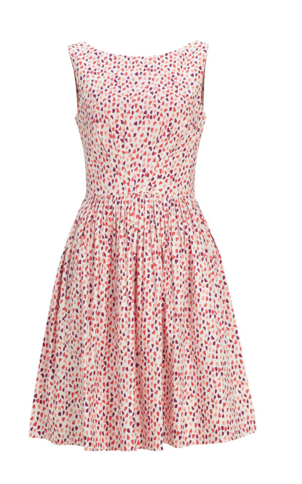 Emily and Fin - Abigail Dress in Heart Print #alittleshopnz | MODA ...