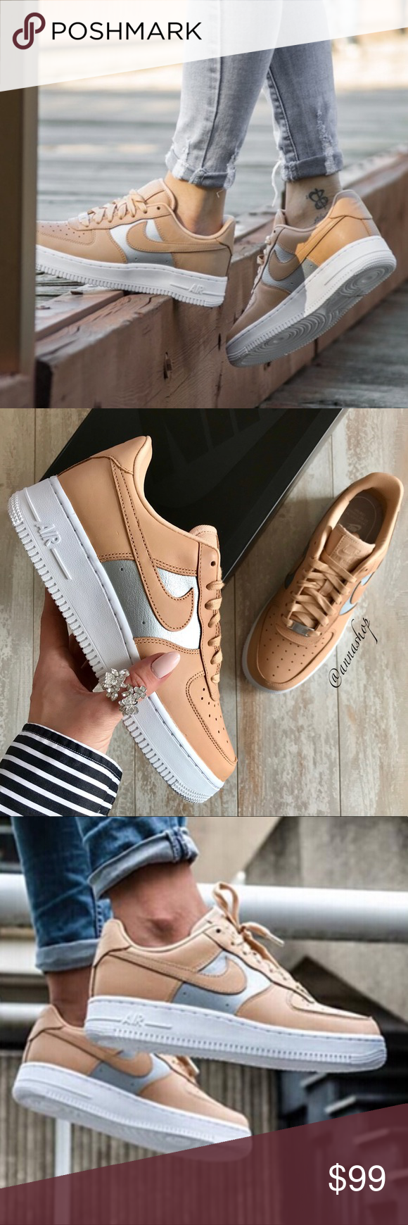 NWT Nike Air Force 1 special edition Premium Brand new with