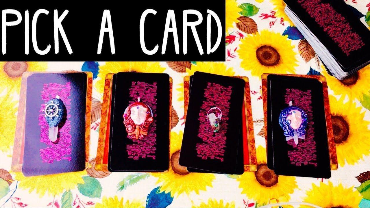Pick A Card: Your SPIRIT Message - YouTube | Tarot