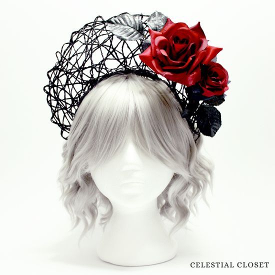 Celestial Closet stumbled into #millinery from a world of cosplay. #hatacademy #fascinatorstyles