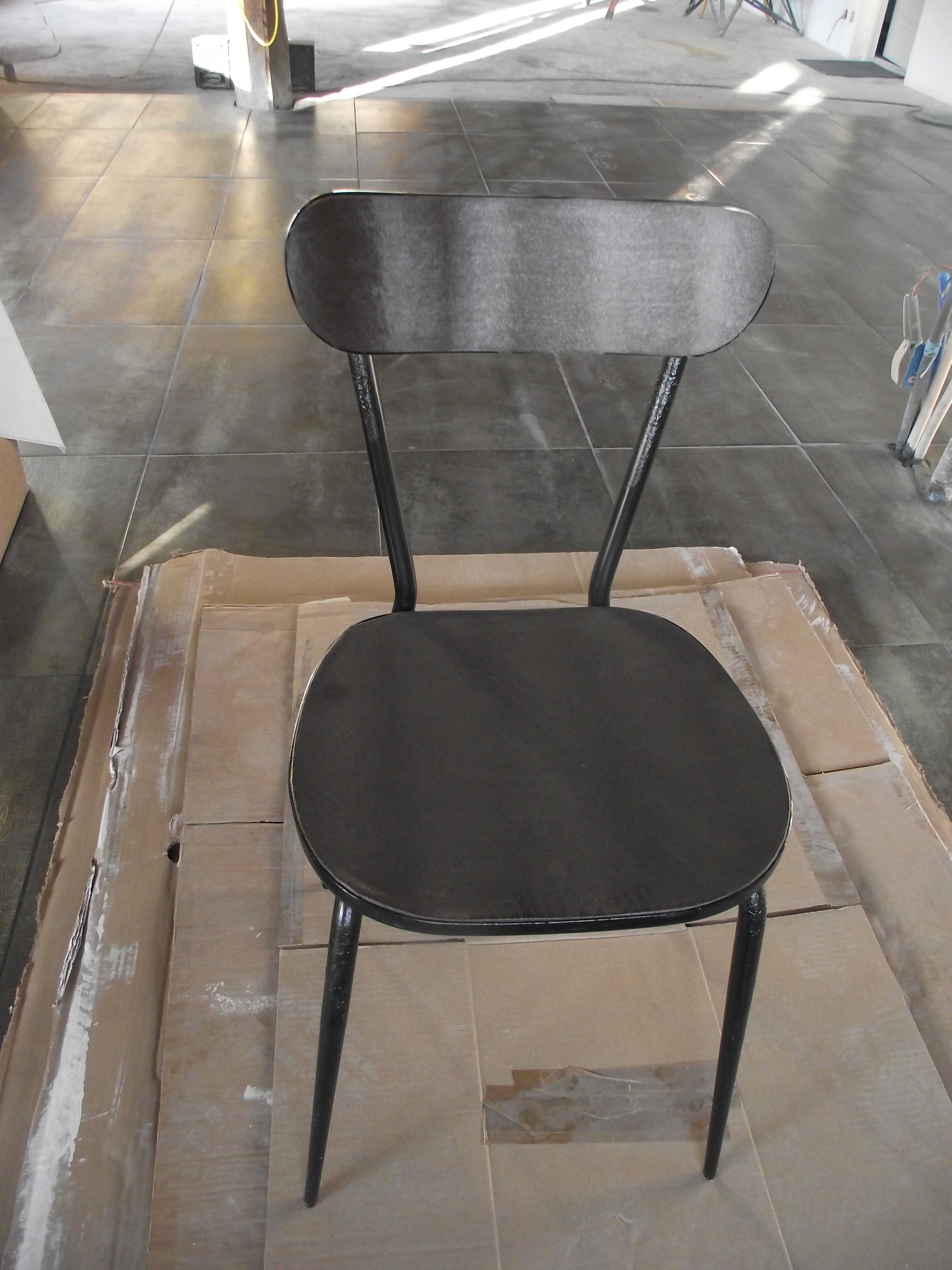 All About Diy The Magazine For Home Garden Bosch Diy Formica Chair Makeover Furniture Makeover