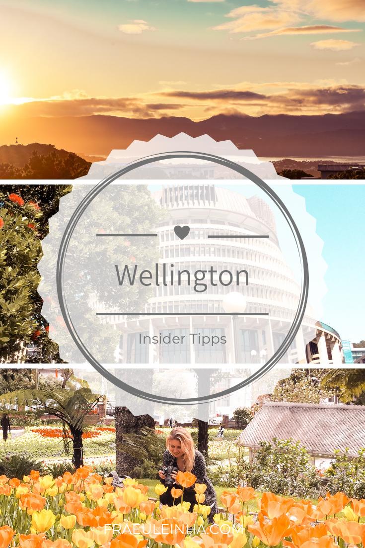 Erlebe Wellington Wie Ein Echter Kiwi Wellington Neuseeland Thailand Reise Tipps