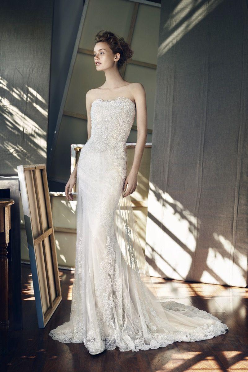 Lusan Mandongus 2017 Bridal Collection - Designer Wedding Dress & Gown