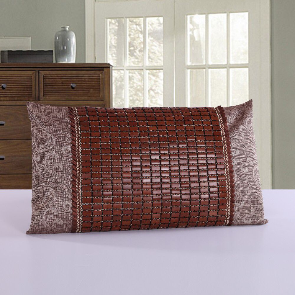 Bamboo Polyester Fiber Pillow Factory In China Wholesale Summer Cooling Pillow Case Fun Pillow Cases Pillows Best Pillow