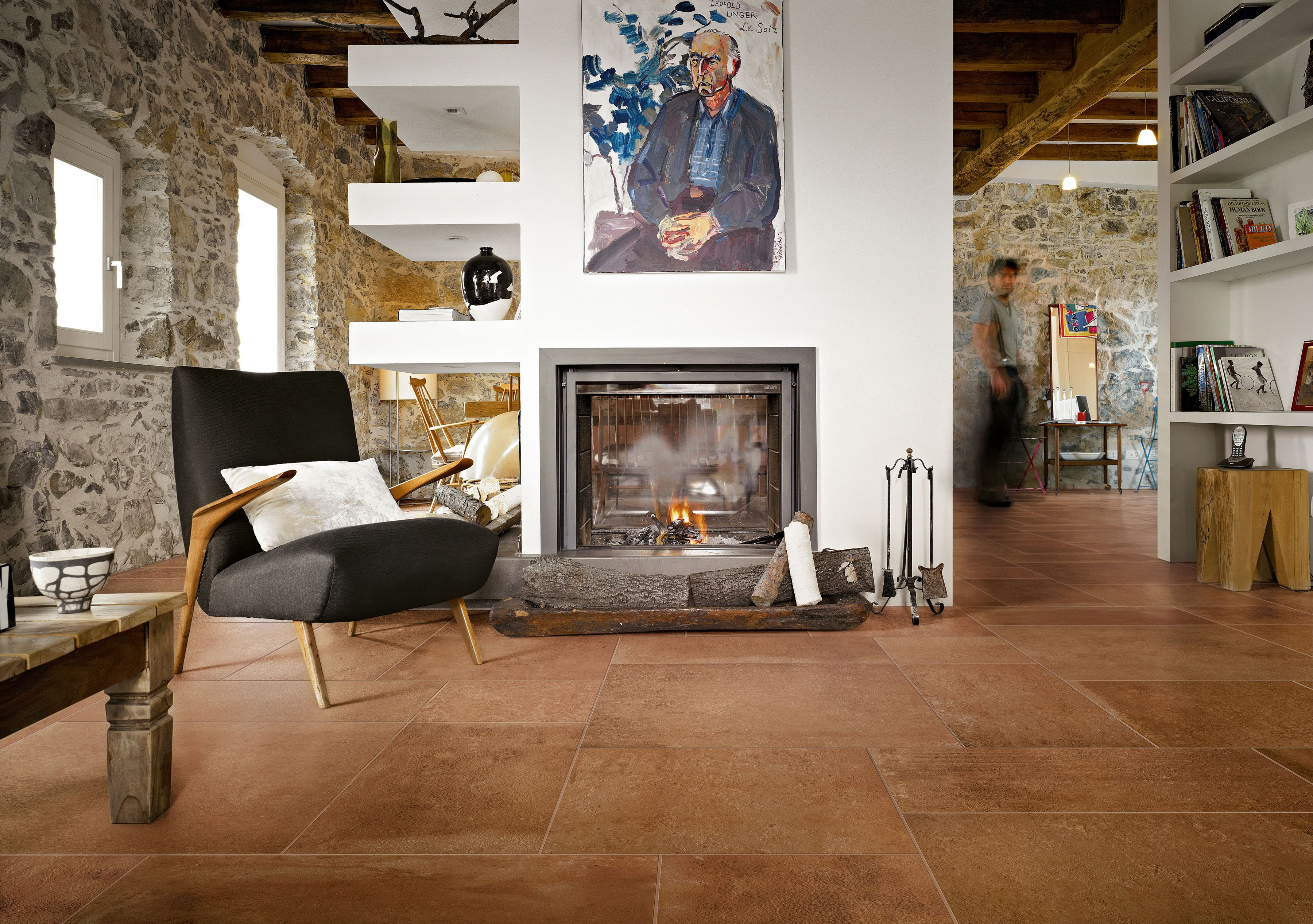 Living Room Floor Terra By Casa Dolce Casa With Images