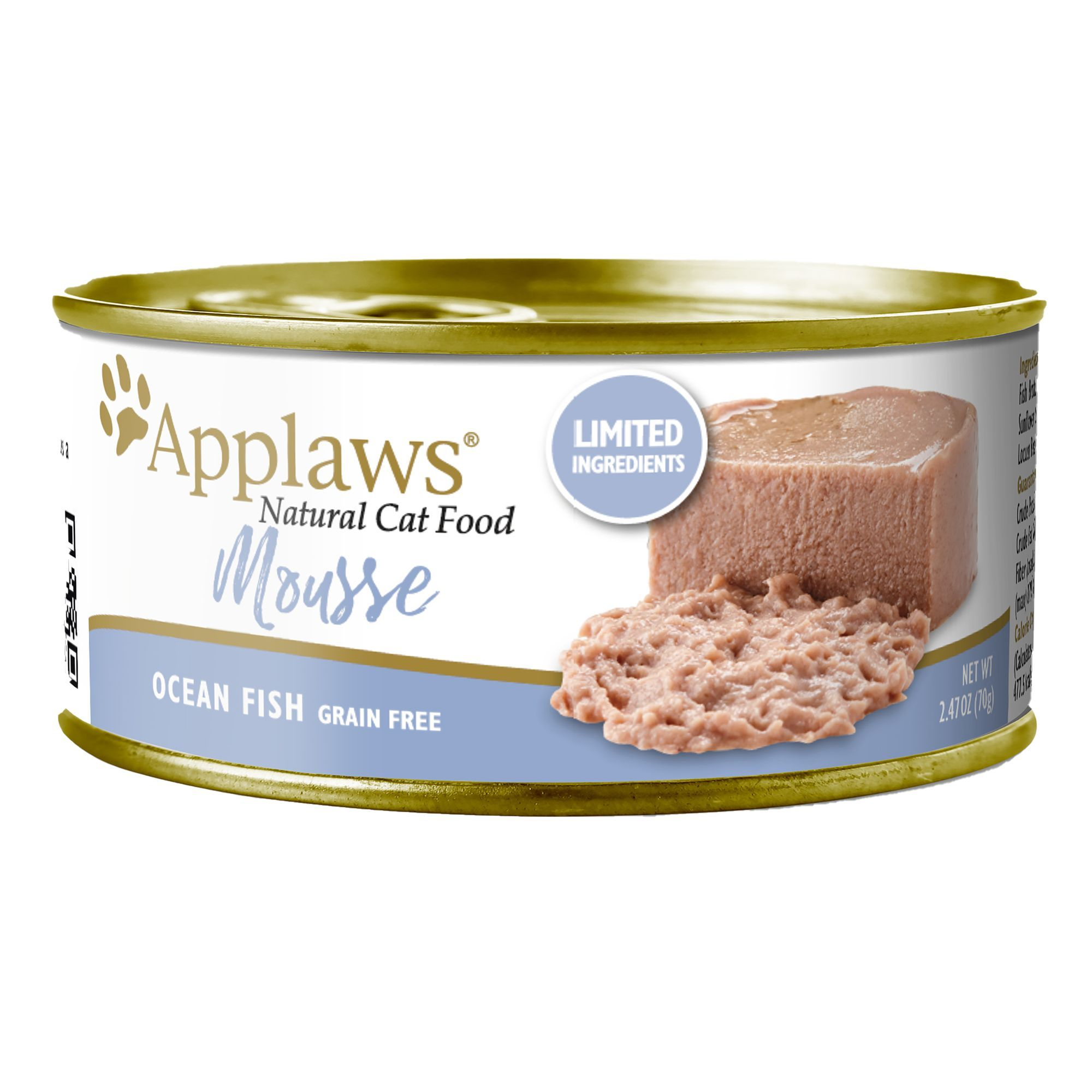 Applaws® Natural Cat Food Mousse Cat Food Grain Free