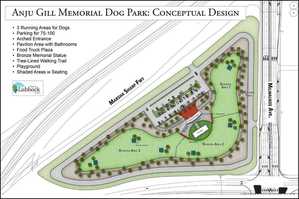 Sample plan Cindyu0027s Memorial Bark Park Pinterest Dog - sample plan