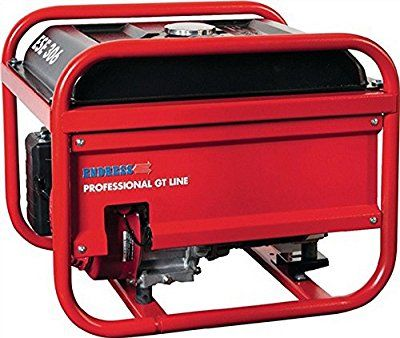Der Endress ESE 306 HS-GT (Inverter, Benzin)! Ihr tragbarer, zuverlässiger Stromerzeuger als Backup für Stromausfälle oder bspw. Arbeiten im Wald