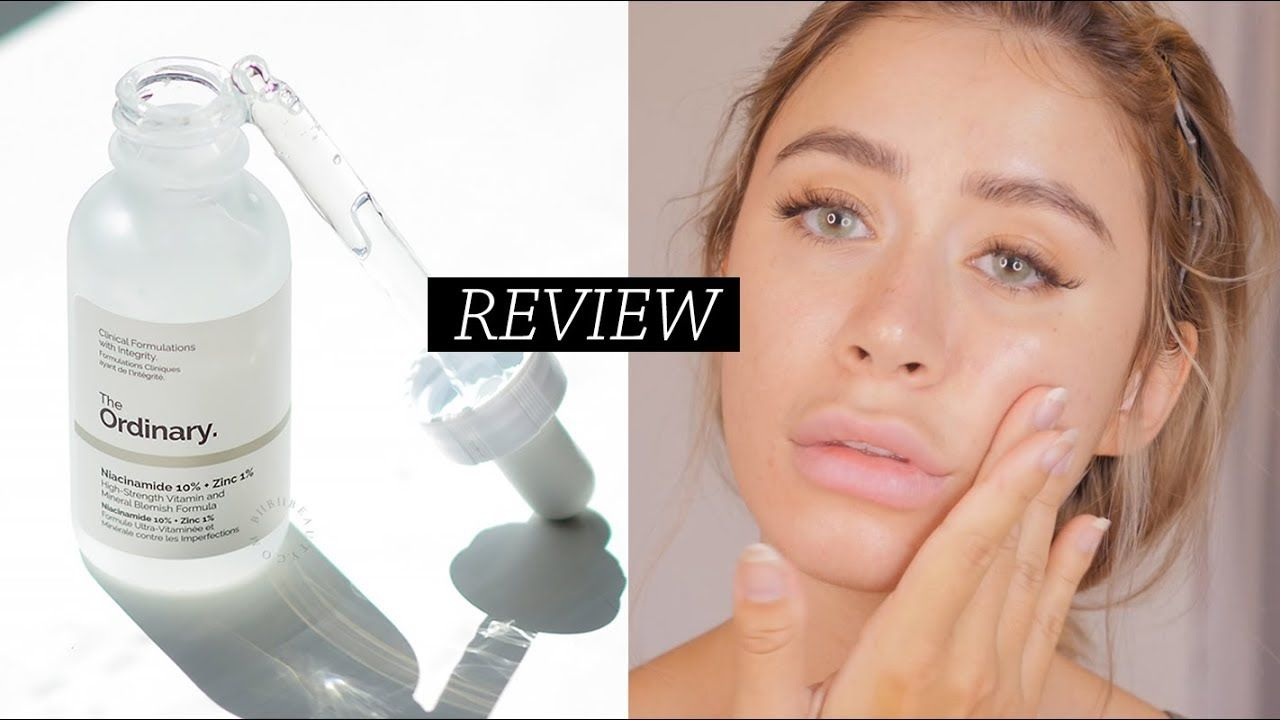 The Ordinary Niacinamide 10 Zinc 1 Review On Sensitive Combo Dry Acne Prone Skin Y Moisturizer For Sensitive Skin Dry Acne Prone Skin Lotion For Dry Skin