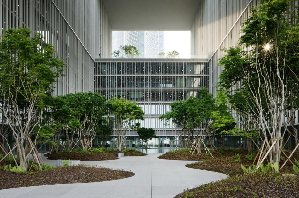 Gallery Of Amorepacific Headquarters David Chipperfield Architects 5 David Chipperfield Architects Architect Landscape Design