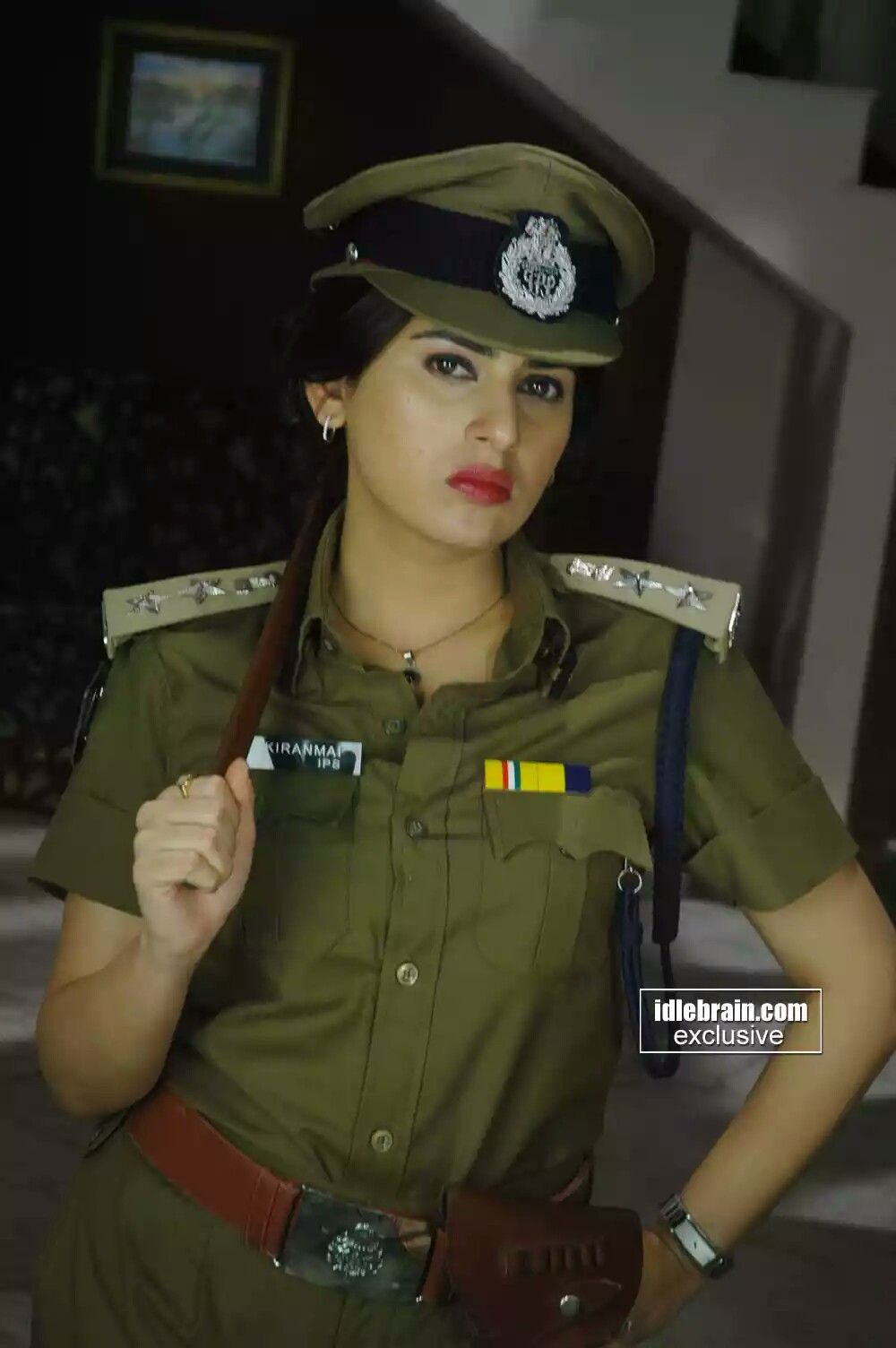 Ips Officer With Images Military Women Army Girl Military Girl