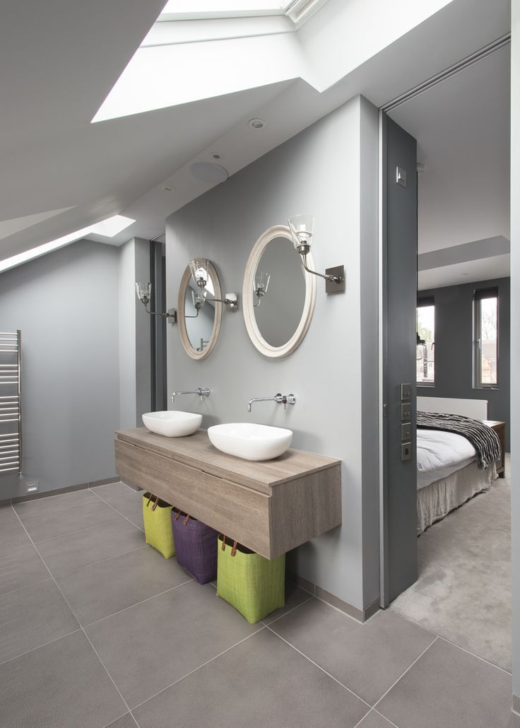 Best 25 Loft Bathroom Ideas On Pinterest  Loft Ensuite Attic Interesting Loft Bathroom Designs Decorating Design