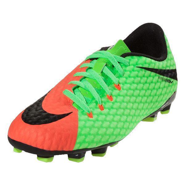 Nike Hypervenom Phelon III 10177 naranja III FG Phelon (verde naranja 10177 fd90e5