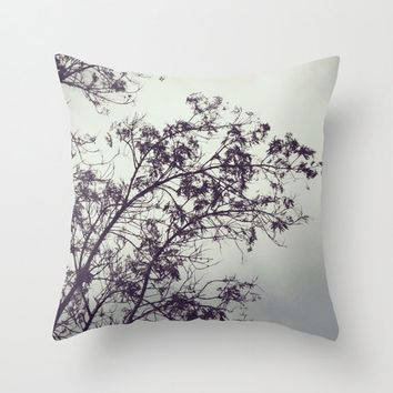 Purple And Grey Decorative Pillows Triptom