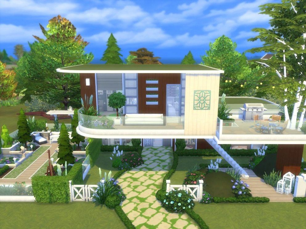 Idee Maison Avec Images Maison Sims Idees Pour La Maison Sims 4 Maison