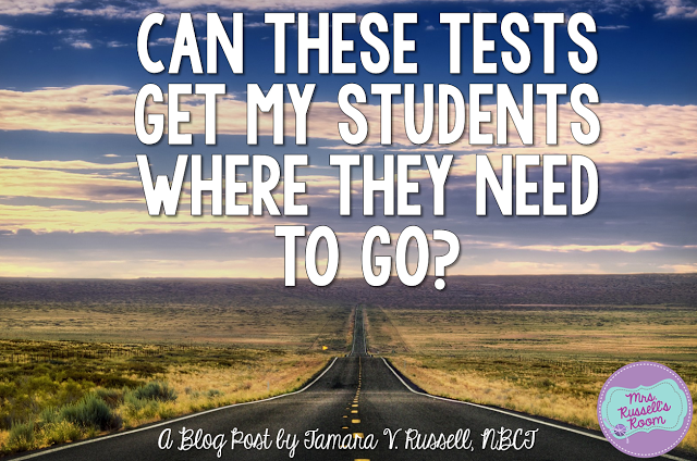 Great post helping teachers understand and design assessment in their classrooms.