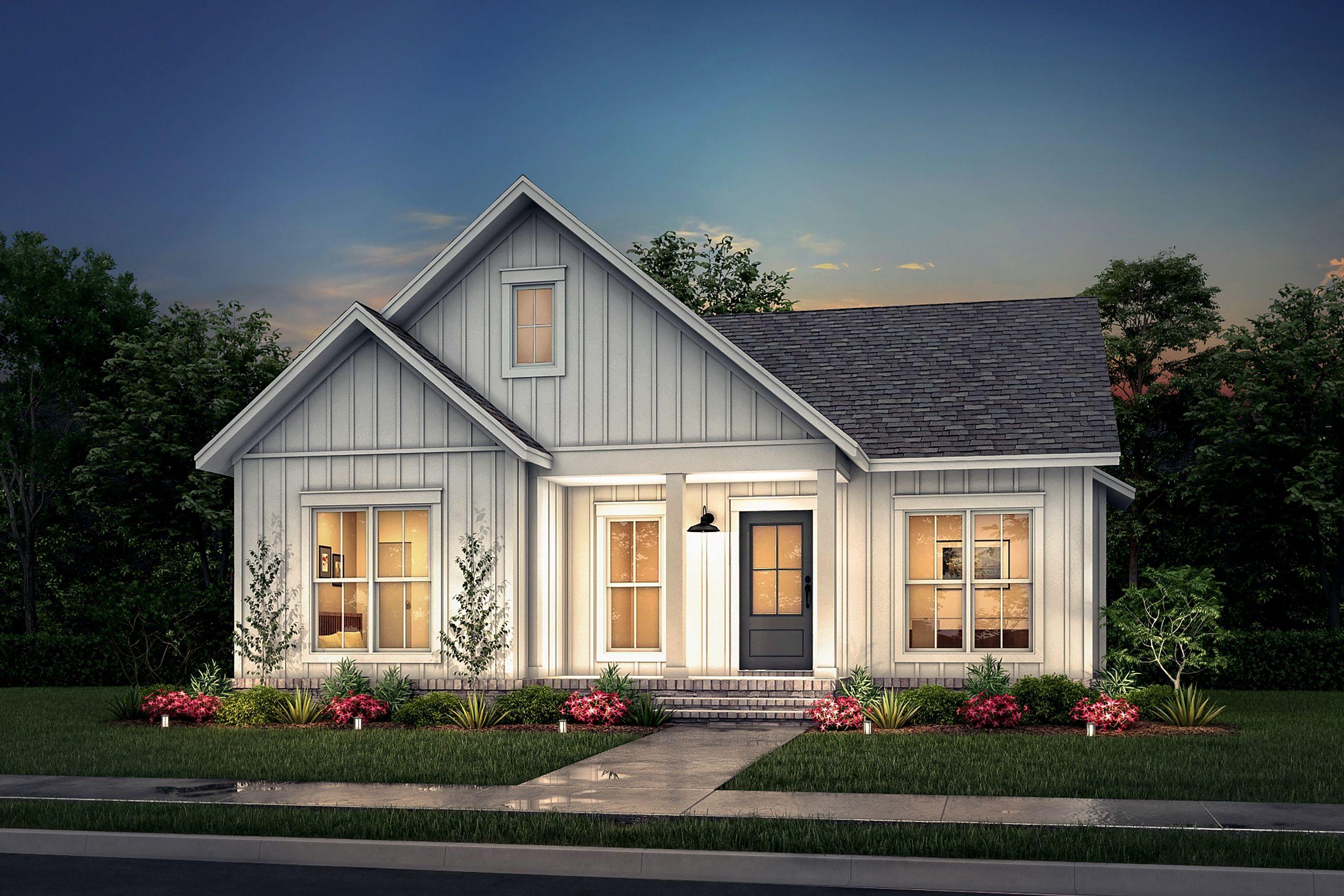 Shades Creek House Plan