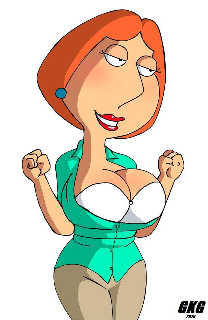 Lois Griffin By Jokerfake