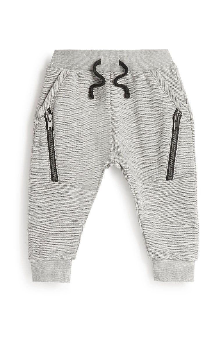 Primark - Baby Boy Grey Jogger | Cute baby clothes, Baby ...