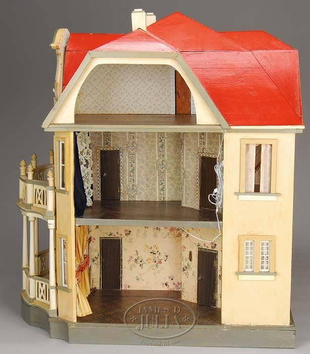 dream dollhouses: interesting collection on ebay | pretty little