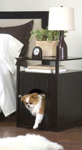 Night Stand Pet House in Espresso - modern - pet accessories ...