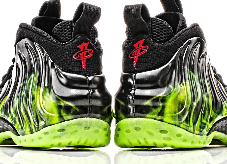 new styles 88078 b9cd4 Nike Air Foamposite One ParaNorman Red Logos Sample